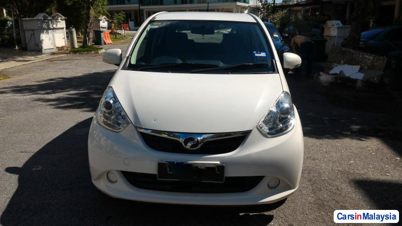 Pictures of Perodua Myvi Automatic 2012