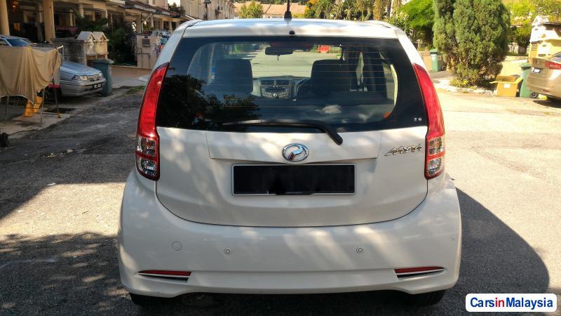 Perodua Myvi Automatic 2012