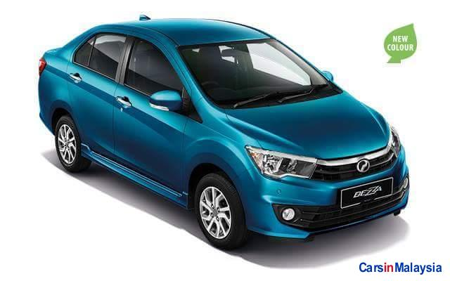 Pictures of Perodua Bezza Automatic