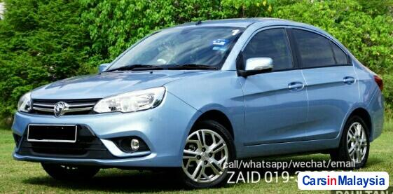 Pictures of Proton Saga Automatic