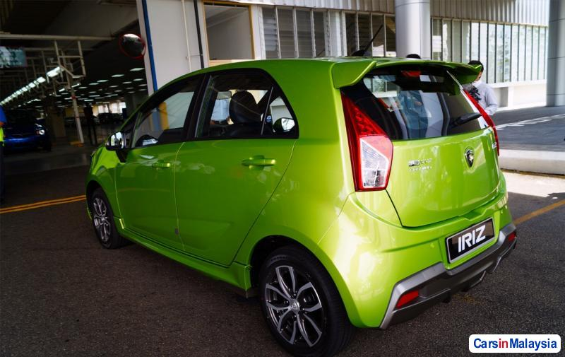 Picture of Proton Iriz Automatic