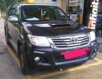 TOYOTA HILUX VNT 2.5 AT 4X4 SAMBUNG BAYAR CONTINUE LOAN