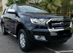 FORD RANGER XLT T7 2.2L AT 4WD SAMBUNG BAYAR CONTINUE LOAN