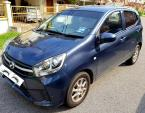 PERODUA AXIA 1.0G AT HATCHBACK SAMBUNG BAYAR CAR CONTINUE LOAN