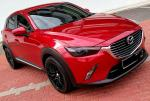MAZDA CX3 SKYACTIVE 2.0L AT SUV SAMBUNG BAYAR CONTINUE LOAN