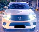 TOYOTA HILUX SINGLE CAB 4X4 SAMBUNG BAYAR 4WD CONTINUE LOAN