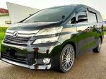 TOYOTA VELLFIRE 2.4 (AT) MPV SAMBUNG BAYAR CAR CONTINUE LOAN