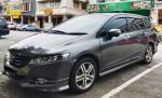 HONDA ODYSSEY RB3 SUV SAMBUNG BAYAR CAR CONTINUE LOAN