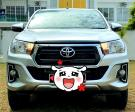 TOYOTA HILUX LE 2.4AT 4WD SAMBUNG BAYAR CAR CONTINUE LOAN
