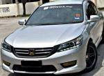 HONDA ACCORD 2.0 (A) VTi-L SAMBUNG BAYAR CAR CONTINUE LOAN