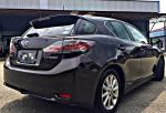 LAXUS CT200H 1.8AT SPORTBACK SAMBUNG BAYAR CONTINUE LOAN