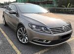 VOLKSWAGEN PASSAT CC 1.8 AT TURBO SAMBUNG BAYAR CAR CONTINUE LOAN