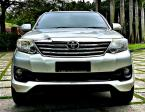 TOYOTA FORTUNER 2.7 AT 4WD SUV SAMBUNG BAYAR CAR  CONTINUE LOAN