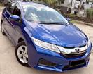 Honda City Automatic 2015