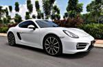Porsche Cayman Continue Loan
