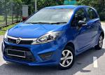 PROTON IRIZ 1.3 AT HB SAMBUNG BAYAR CAR CONTINUE LOAN