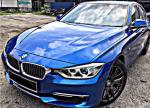 BMW 328i F30 2.0 AT TWIN TURBO SAMBUNG BAYAR CAR CONTINUE LOAN