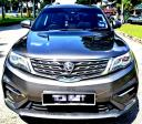 PROTON X70 1.8L AT SUV FULLSPEC SAMBUNG BAYAR CONTINUE LOAN