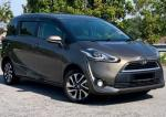 TOYOTA SIENTA 1.5V AT DUAL VVTI SAMBUNG BAYAR CAR CONTINUE LOAN