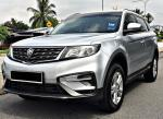 PROTON X70 EXE TGDI 1.8AT SUV BAYAR SAMBUNG CONTINUE LOAN