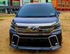 TOYOTA VELLFIRE 2.5AT MPV SAMBUNG BAYAR CAR CONTINUE LOAN