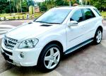 MERCEDES-BENZ ML300 V6 AMG  SUV SAMBUNG BAYAR CAR CONTINUE LOAN