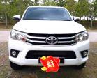 TOYOTA HILUX 2.4G AT 4WD SAMBUNG BAYAR CAR CONTINUE LOAN