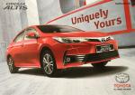 Toyota Corolla Altis 1.8G(A)-Great Promotion/Rebate/Offer(NEW) Automatic 2017