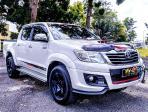 TOYOTA HILUX TRD 2.4L AT 4X4 SAMBUNG BAYAR CAR CONTINUE LOAN