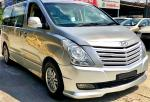HYUNDAI GRAND STAREX GLS 2.5 SAMBUNG BAYAR CAR CONTINUE LOAN