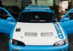 PROTON SATRIA 1.8 MT GSR TURBO CYBORG TUNED TIPTOP