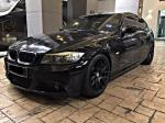 BMW 320i E90 2.0 AT MSPORT SAMBUNG BAYAR CAR CONTINUE LOAN