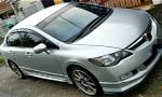 HONDA CIVIC FD2 2.0 AT SAMBUNG BAYAR CAR CONTINUE LOAN