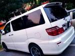 TOYOTA ALPHARD 2.4 LUXURY MPV SAMBUNG BAYAR CONTINUE LOAN