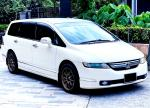 HONDA ODYSSEY RB1 2.4 AT MPV SAMBUNG BAYAR CONTINUE LOAN