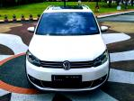 VOLKSWAGEN CROSS TOURAN 1.4 MPV SAMBUNG BAYAR CONTINUE LOAN