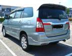 TOYOTA INNOVA 2.0G AUTO MPV SAMBUNG BAYAR CAR CONTINUE LOAN
