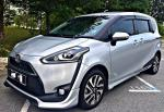 TOYOTA SIENTA 1.5 AT DUAL VVTI SAMBUNG BAYAR CAR CONTINUE LOAN