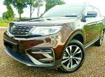PROTON X70 EXECUTIVE 1.8AT SUV SAMBUNG BAYAR CAR CONTINUE LOAN