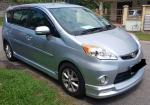 PERODUA ALZA EZI 1.5 AT 7 SEATER LEATHER SEATS MPV