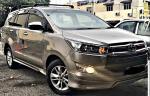 Toyota Innova 2.0G (A) MPV Sambung Bayar/ Car Continue Loan Automatic 2017