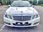 Mercedes Benz E200 CGI Sambung Bayar/ Car Continue Loan Automatic 2012