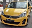 Perodua Myvi 1.5 SE Auto Sambung Bayar Car Continue Loan Automatic 2013