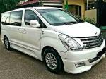 Hyundai Starex 2.5L Auto Premium Spec MPV Sambung Bayar Car Continue Loan Automatic 2012