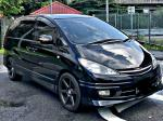 TOYOTA ESTIMA ACR30 2.4L AT MPV SAMBUNG BAYAR CAR CONTINUE LOAN