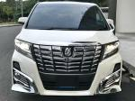 TOYOTA ALPHARD 2.5 AT LUXURY MPV SAMBUNG BAYAR CAR CONTINUE LOAN