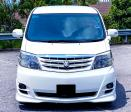 TOYOTA ALPHARD 3.0L AT MPV SAMBUNG BAYAR CAR CONTINUE LOAN