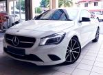 MERCEDES-BENZ CLA200 SAMBUNG BAYAR CAR CONTINUE LOAN