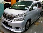 TOYOTA VELLFIRE 2.4 AT FAMILY MPV SAMBUNG BAYAR CONTINUE LOAN
