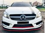 Mercedes Benz A250 AMG Fully Convert A45 Sambung Bayar Car Continue Loan Automatic 2017